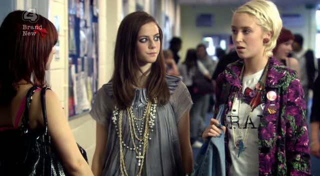 Skins - Emily & Naomi